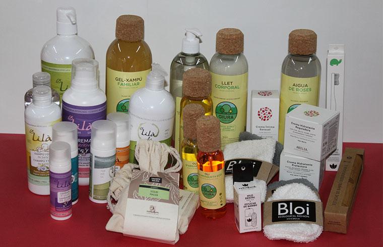 Productes de cosmètica i higiene personal